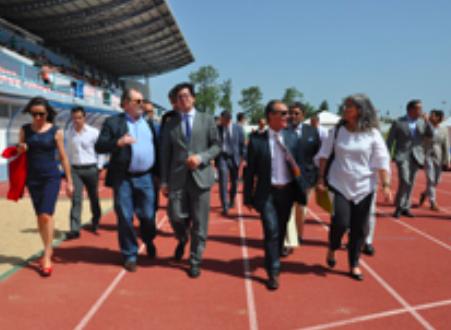 Fundação do Desporto promove visita ao CAR de Vila Real de Santo António