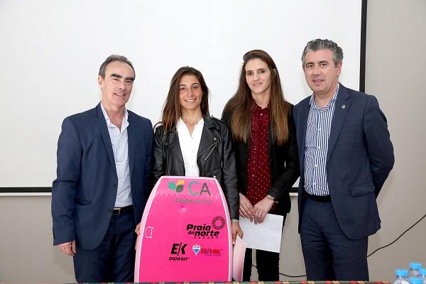 Fundação do Desporto apoia campeã do mundo de bodyboard Teresa Almeida através da Remax