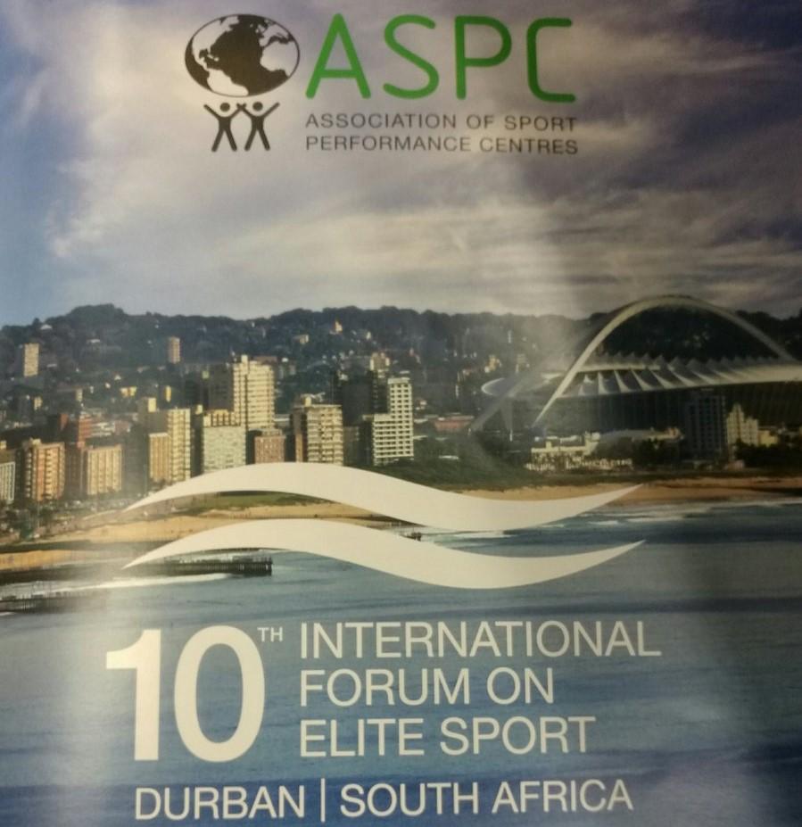 Fundação do Desporto participa no Fórum Internacional sobre Desporto de Elite da ASPC