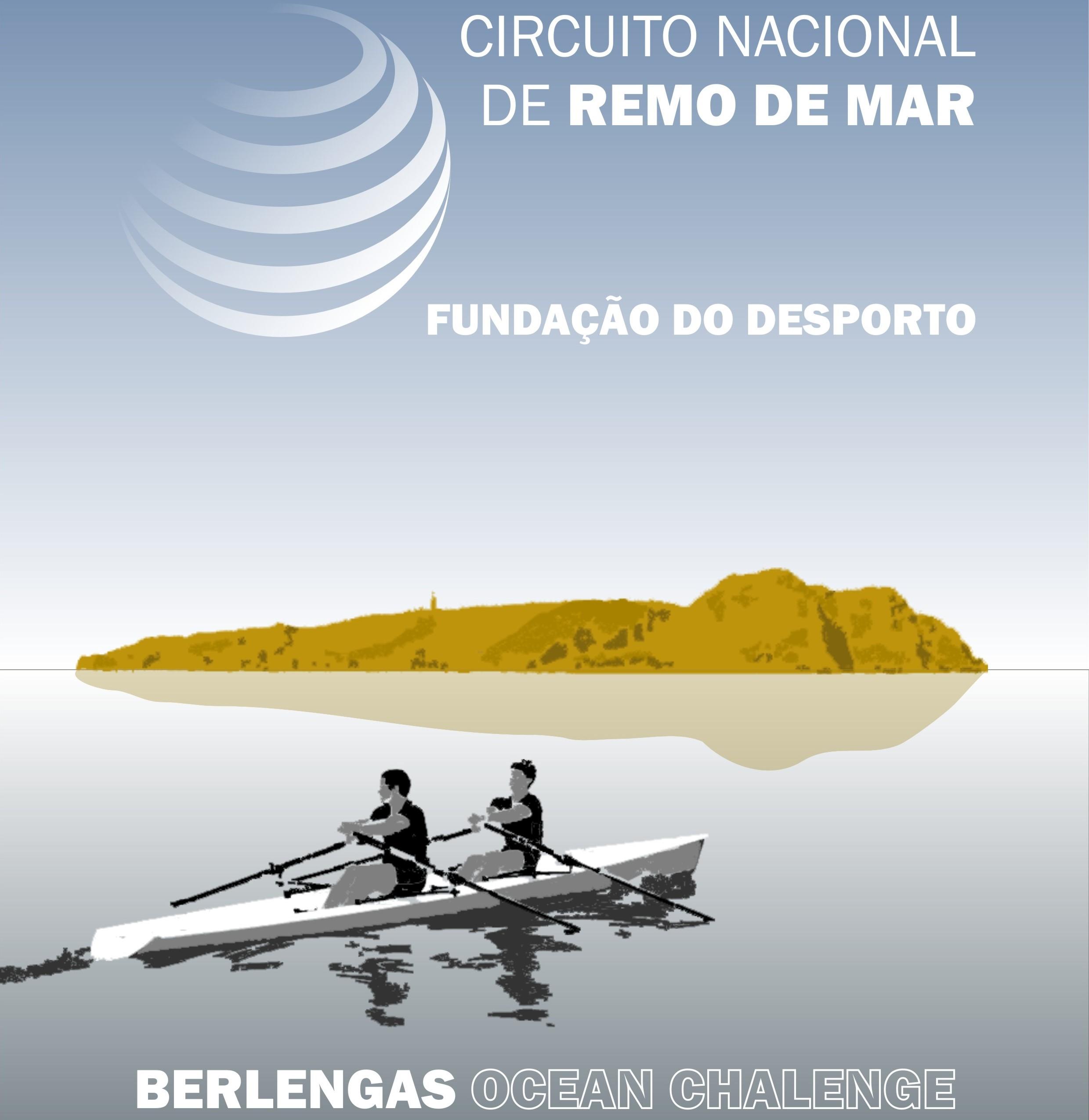 Circuito Nacional de Remo de Mar – Fundação do Desporto