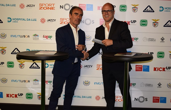 Fundação do Desporto formaliza Protocolo de Apoio ao KickUP Sports Innovation
