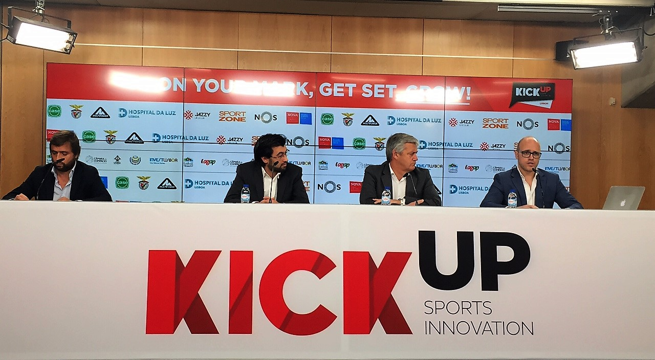 Fundação do Desporto integra o Kick Up Sports Innovation