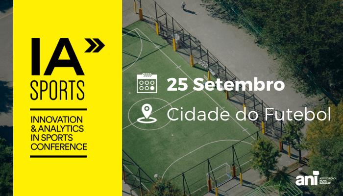 Fundação do Desporto é Parceira Institucional da IA Sports Conference 2017