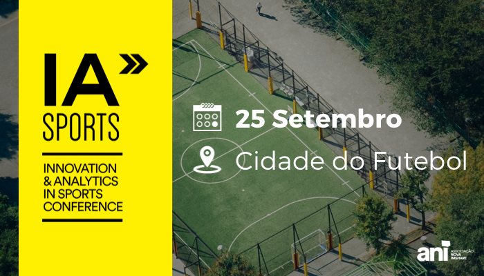 Fundação do Desporto é Parceira Institucional da IA Sports Conference 2017
