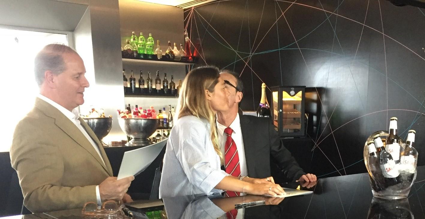 Fundação do Desporto e Sagres sem álcool voltam a apostar no potencial de Joana Schenker