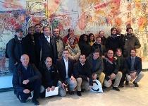 Fundação do Desporto integra reunião de parceiros do projeto PsyTool na Suécia