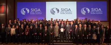 Fundação do Desporto marca presença na Assembleia Geral da SIGA