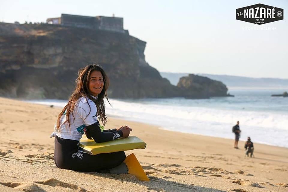 Teresa Almeida é Tetra Vice-Campeã Nacional e Europeia de Bodyboard