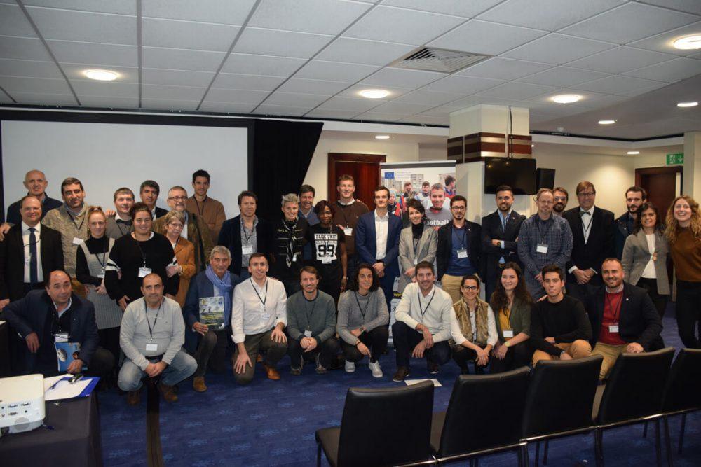 Decisores políticos e organizações desportivas abordam o papel do desporto para a mudança na conferência final do Projeto PsyTool