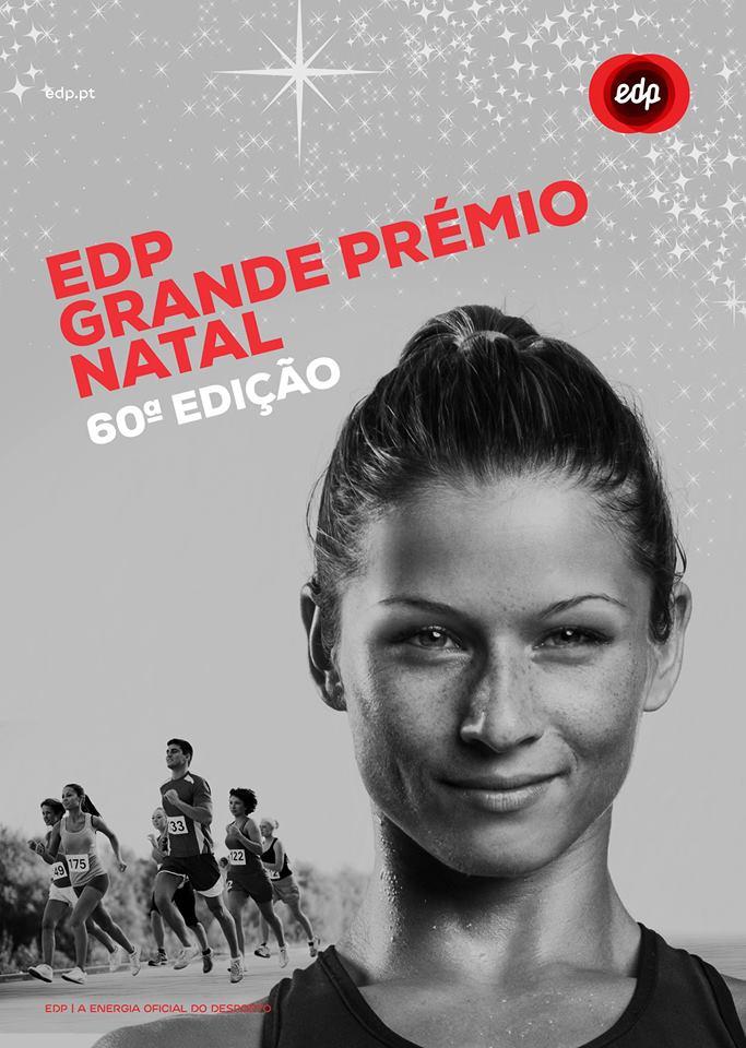 EDP Grande Prémio de Natal teve o apoio da Fundação do Desporto