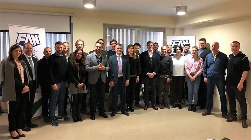Fundação do Desporto marca presença no lançamento de Elit-in, em Sevilha