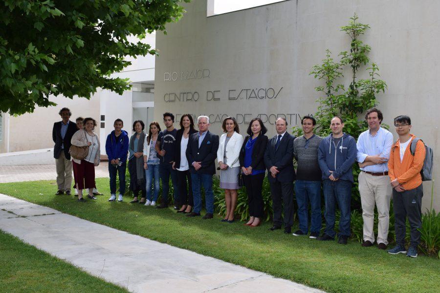 Promoção Internacional da Rede CAR de Portugal – Jornalistas e Opinion Makers