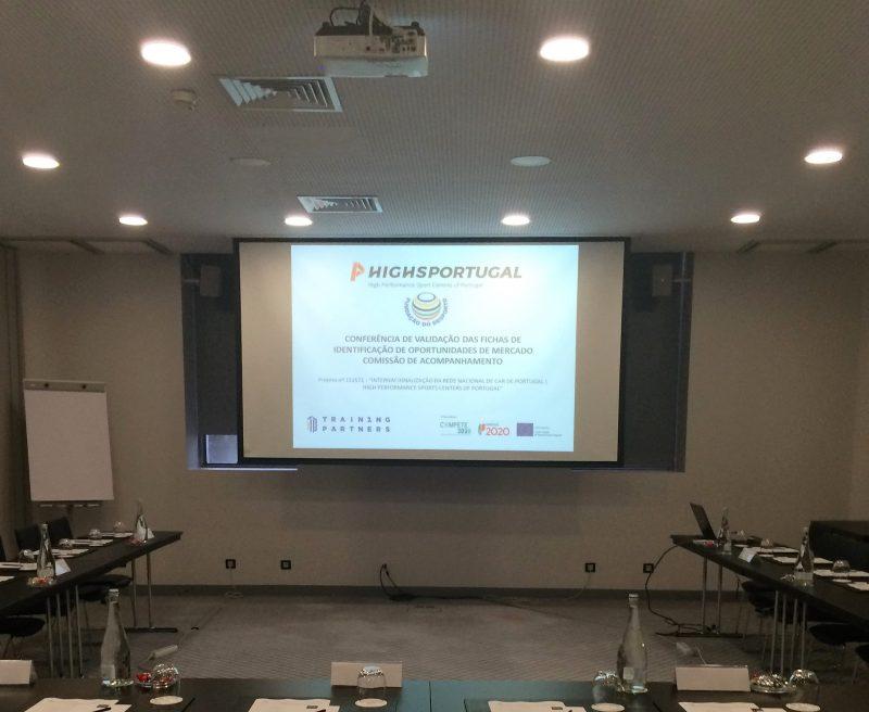 Sessão de Apresentação das Fichas de Identificação de Oportunidades de Mercado dos CAR