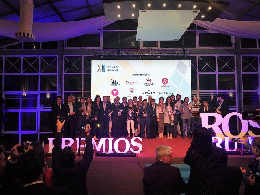 XII Gala de Prémios do Grupo ROS