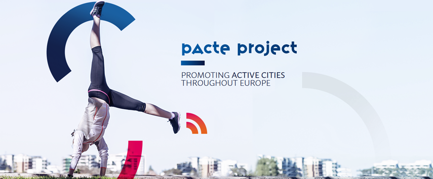 Project PACTE – Promoting Active Cities Through Europe