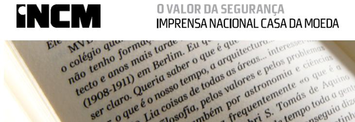 INCM: Edições gratuitas online