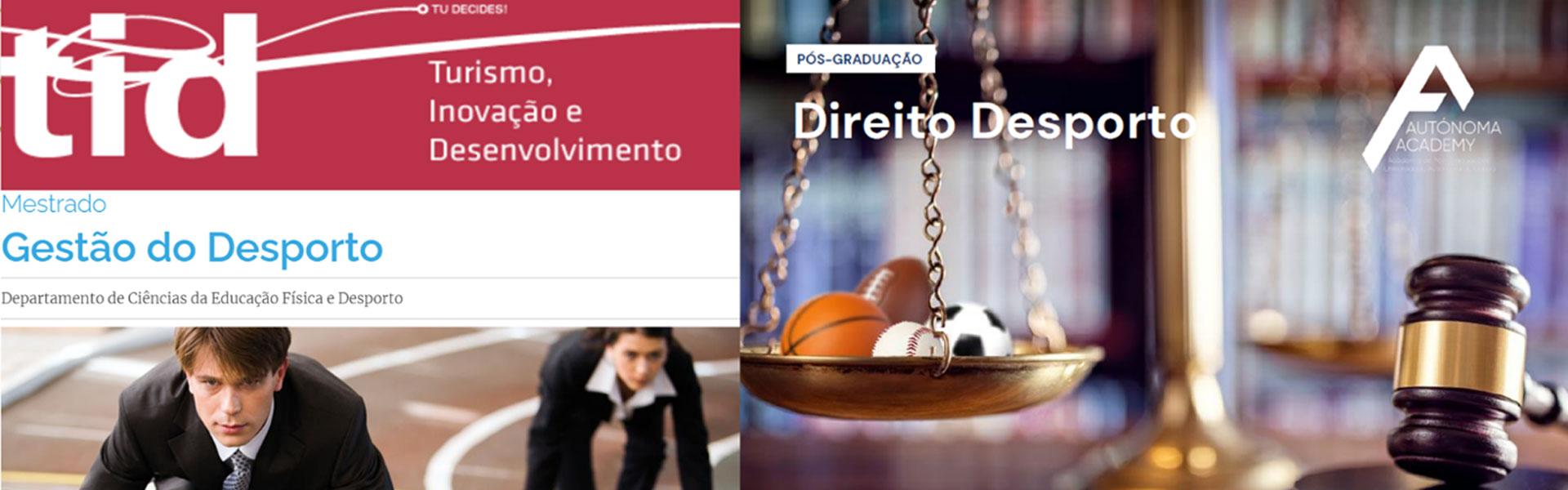 Fundação do Desporto e Santa Casa da Misericórdia de Lisboa promovem capacitação e qualificação dos recursos humanos dos Centros de Alto Rendimento