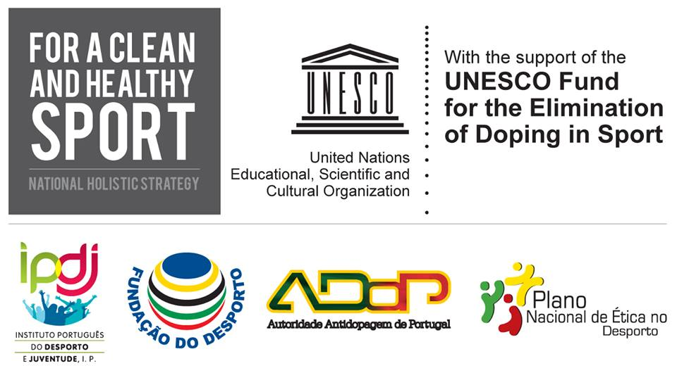 Unesco apoia a luta contra a dopagem em Portugal