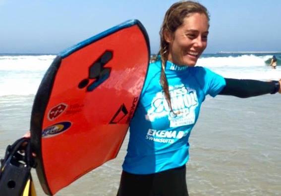 Fundação do Desporto/Sagres Sem Álcool apoiam Joana Schenker
