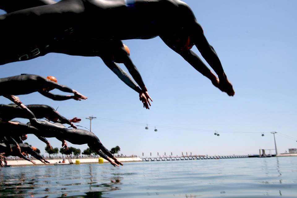 Fundação do Desporto apoia Campeonato da Europa de Triatlo