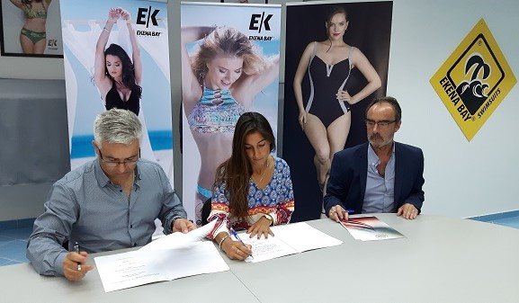 Teresa Almeida recebe apoio da Ekena Bay através da Fundação do Desporto