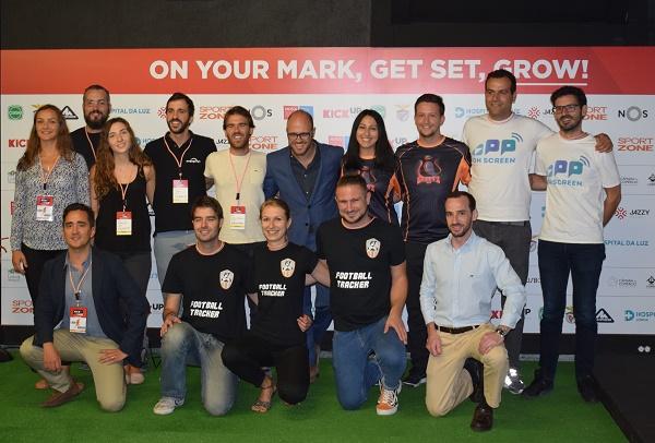 Fundação do Desporto marca presença no KickUP Sports Innovation Demo Day'17