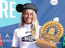 Joana Schenker faz história com quarto lugar no Mundial de Bodyboard