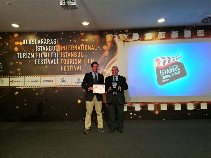 Vídeo da Rede Nacional de CAR premiado no International Istanbul Tourism Film Festival