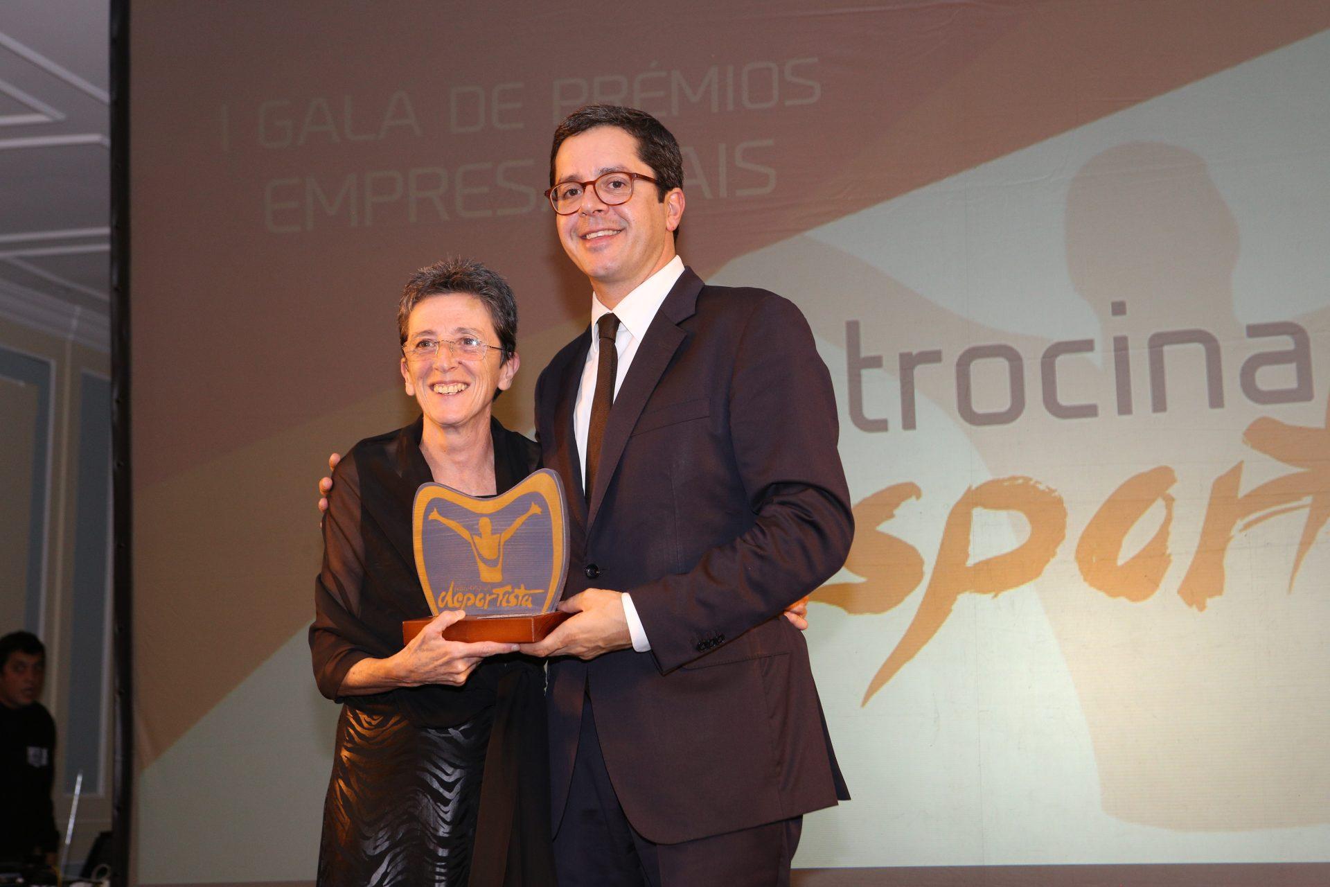 Rosa Mota, Santa Casa da Misericórdia de Lisboa e Seleção Feminina de Futsal protagonistas nos Prémios Empresariais Fundação do Desporto/Patrocina um Desportista
