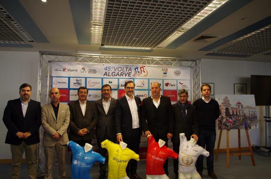 45ª Volta ao Algarve em Bicicleta tem o apoio da Fundação do Desporto