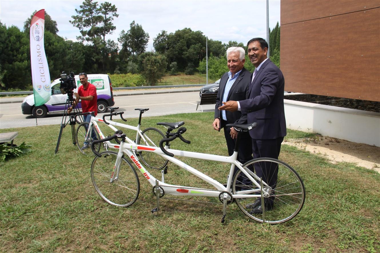 Ciclismo nacional com o apoio da Fundação do Desporto