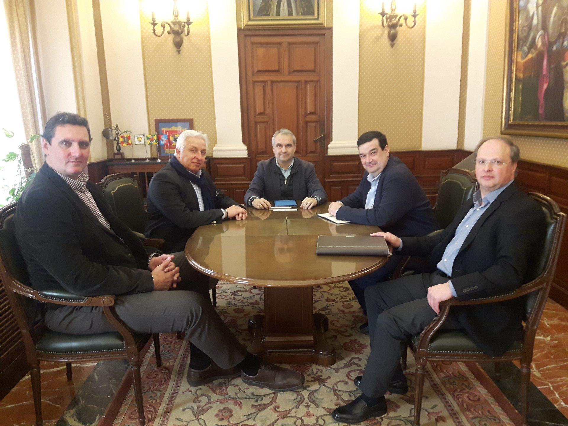 Cooperação Externa entre Portugal e Extremadura (Espanha)