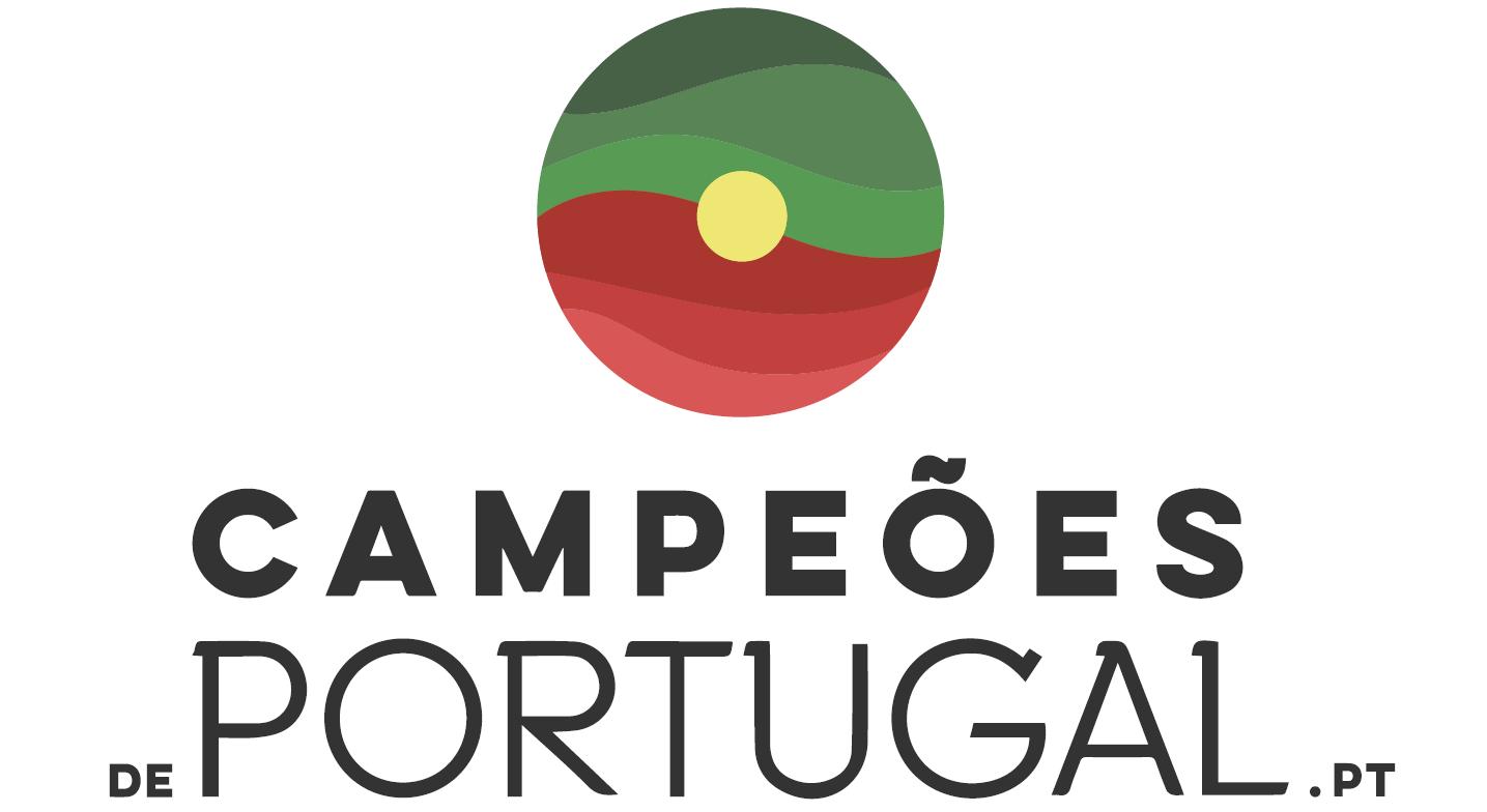 Campeões de Portugal num website de acesso livre