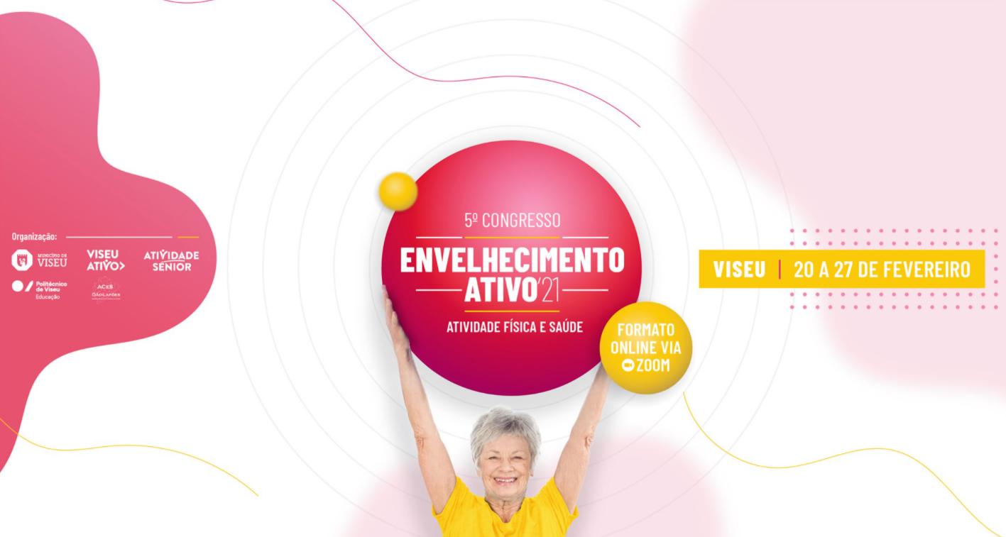 5.º Congresso de Envelhecimento Ativo: Atividade Física e Saúde