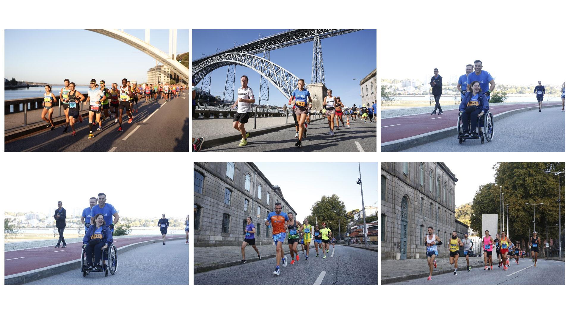 Meia Maratona do Porto teve o apoio da Fundação do Desporto