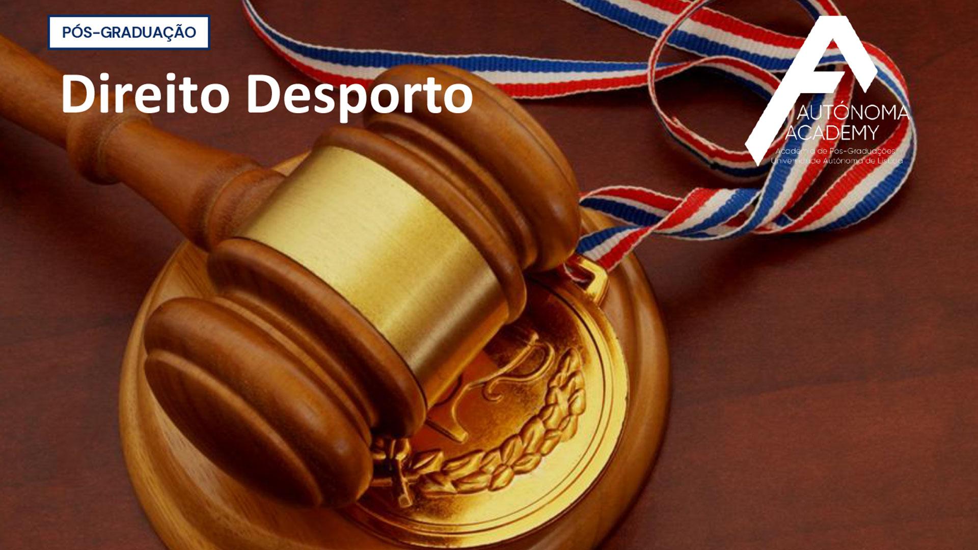 Pós-Graduação em Direito do Desporto