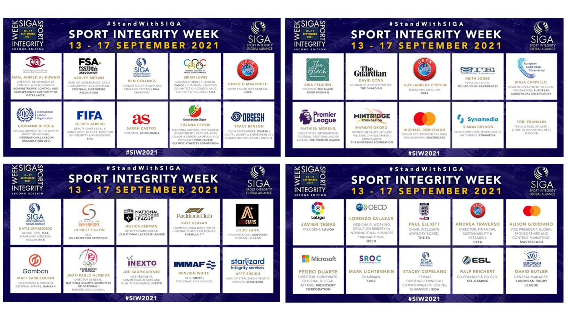Fundação associa-se à Semana da Integridade no Desporto